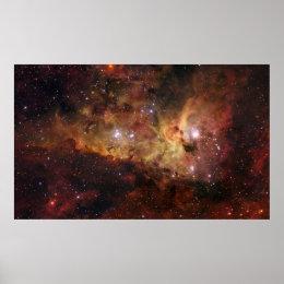Carina Nebula Eta Carinae Poster