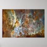 Carina Nebula Extreme resized 78x52 (99x48) Poster