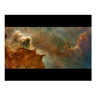 Carina Nebula: Great Clouds Post Card