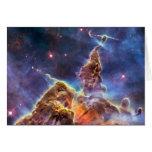 Carina Nebula Greeting Cards