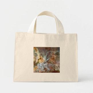 Carina Nebula Hubble 17th Anniversary Image Tote Bags