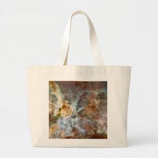 Carina Nebula Hubble 17th Anniversary Image Bag