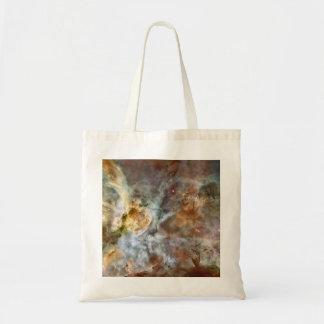 Carina Nebula Hubble 17th Anniversary Image Bags