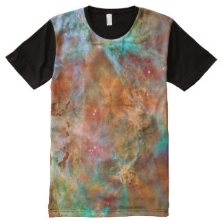 Carina Nebula, Hubble astronomy space picture All-Over-Print Shirt