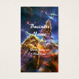 Carina Nebula (Hubble Telescope) Business Card
