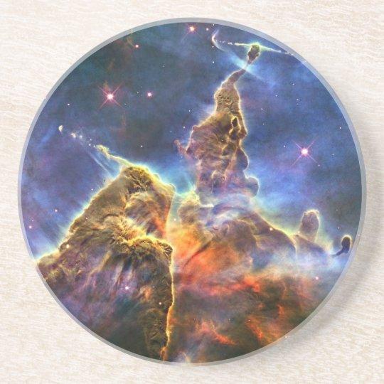 Carina Nebula (Hubble Telescope) Coaster