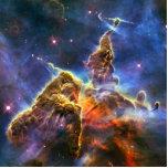 Carina Nebula (Hubble Telescope) Photo Cut Out