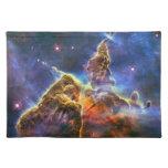 Carina Nebula (Hubble Telescope) Place Mats