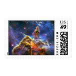 Carina Nebula (Hubble Telescope) Postage Stamps