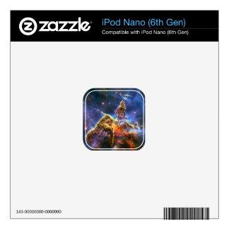 Carina Nebula (Hubble Telescope) Decal For The iPod Nano