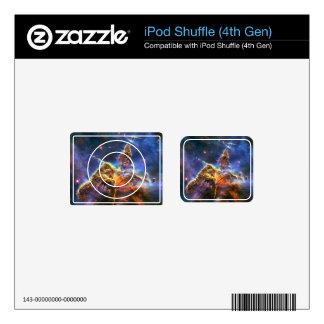 Carina Nebula (Hubble Telescope) Decal For iPod Shuffle 4G