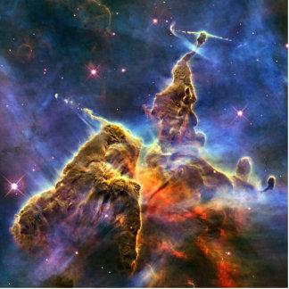 Carina Nebula (Hubble Telescope) Statuette
