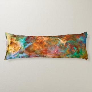 Carina Nebula in Argo Navis constellation Body Pillow