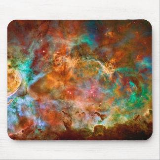 Carina Nebula in Argo Navis constellation Mouse Pad