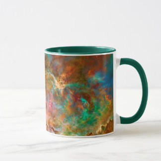 Carina Nebula in Argo Navis constellation Mug