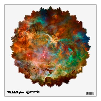 Carina Nebula in Argo Navis constellation Wall Decor