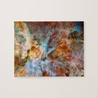 Carina Nebula Jigsaw Puzzle