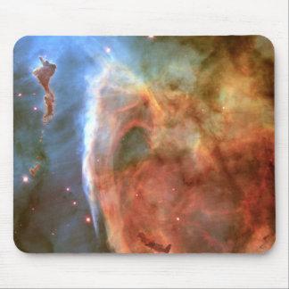 Carina Nebula Keyhole Detail Space Mouse Pad