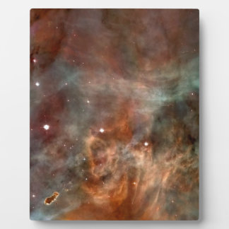 Carina Nebula Marble Look NASA Plaque