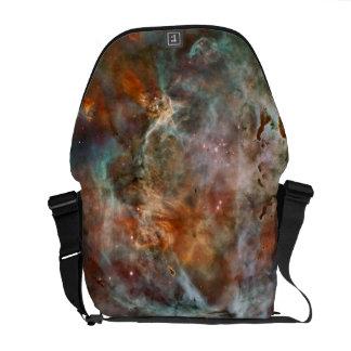 Carina Nebula  Messenger Bag
