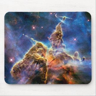 Carina Nebula Mystic Mountain Detail Mouse Pad