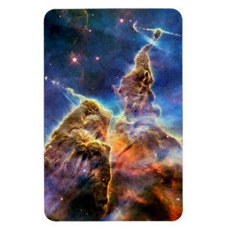 Carina Nebula Mystic Mountain Outer Space Photo Magnet
