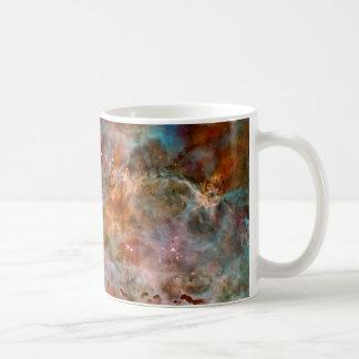 Carina Nebula NASA Hubble Telescope Space Photo Coffee Mug