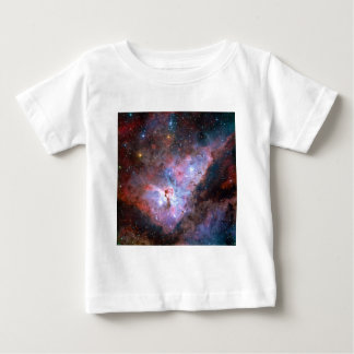 Carina Nebula NGC 3372 72 x 72 Light Year Region Baby T-Shirt