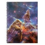 Carina Nebula Notebooks