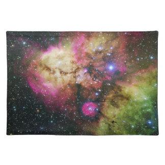Carina Nebula - Our Breathtaking Universe Cloth Placemat