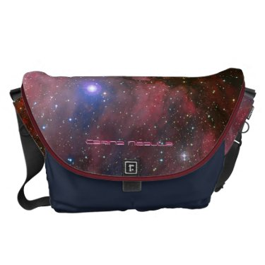 Carina Nebula - Our Breathtaking Universe Courier Bags