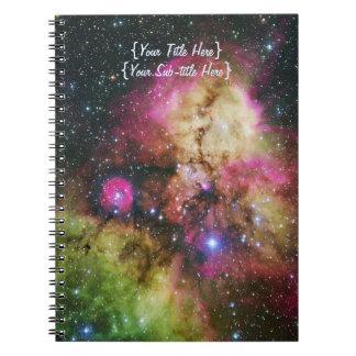 Carina Nebula - Our Breathtaking Universe Notebook