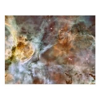 Carina Nebula Postcard