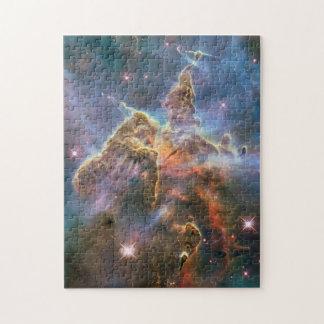 Carina Nebula Puzzle