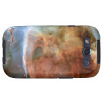 Carina Nebula Shadow and Light Samsung Galaxy S3 Covers