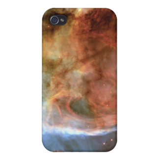 Carina Nebula Shadow and Light iPhone 4/4S Cover