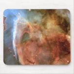 Carina Nebula Shadow and Light Mouse Pad