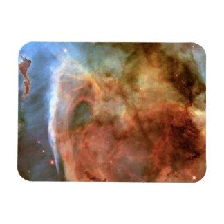 Carina Nebula Shadow and Light Flexible Magnet