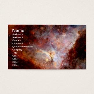 Carina Nebula Southern Hemisphere Business Card