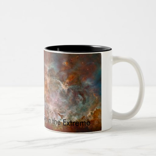 Carina Nebula - Star Birth in the Extreme Coffee Mug