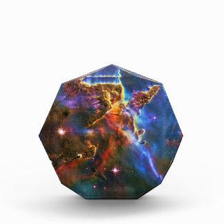 Carina Nebula, Star Forming Gas-cloud ornament Award