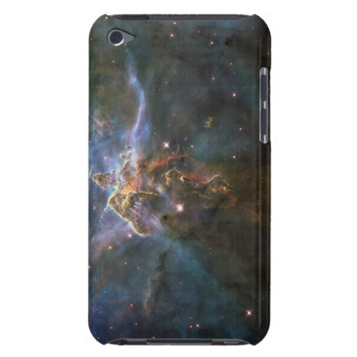Carina Nebula Star-forming Pillars Barely There iPod Cover