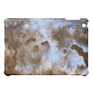 Carina Nebula Star-Forming Pillars iPad Mini Cover