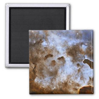 Carina Nebula Star-Forming Pillars Fridge Magnets
