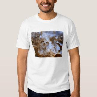 Carina Nebula Star-Forming Pillars Tee Shirt