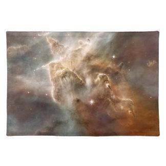 Carina Nebula Star-Forming Region Detail Cloth Place Mat