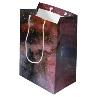 Carina Nebula, Wolf–Rayet star WR 22 Medium Gift Bag