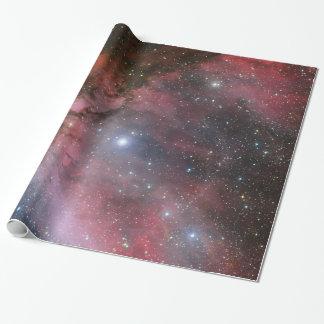 Carina Nebula, Wolf–Rayet star WR 22 Wrapping Paper