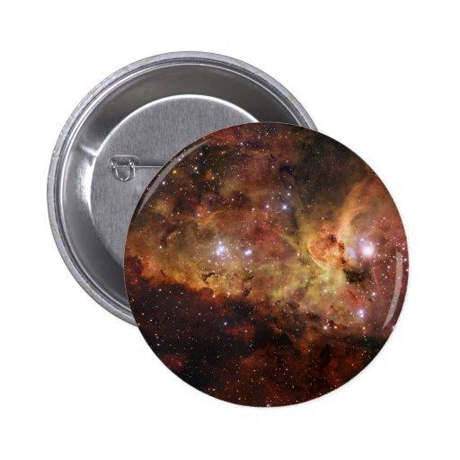 Carina nebulae in space pin