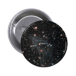 Carina Nebulae in space NASA Button